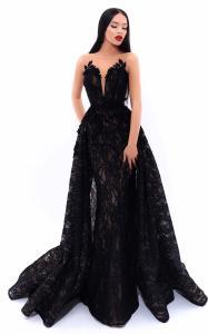 tarik ediz robe de soiree originale pour mariage fiancaille gala chic paris nouvelles robes