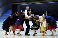 """""""Das Ballhaus"""" - Theater Heilbronn, 2011, foto by Fotostudio42"""