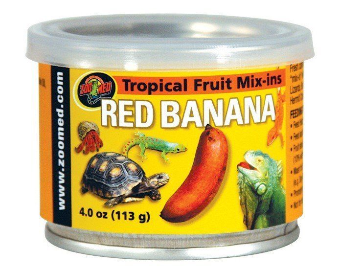 Tropical Fruit Mix-ins Red Banana 113gr