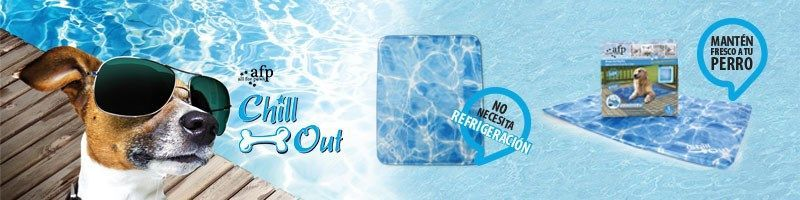 manta refrescante chill out de all for paws