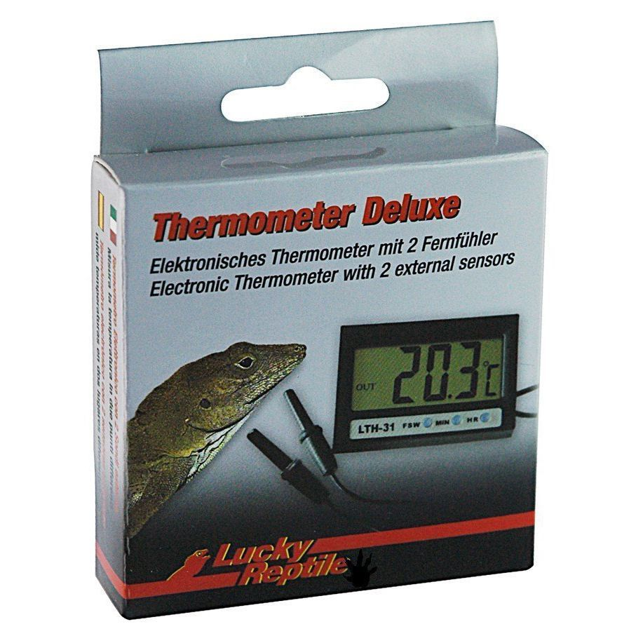Lucky Reptile Thermometer Deluxe LTH-31