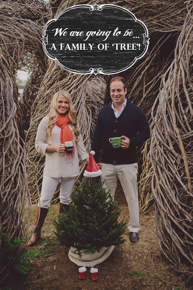Fun Christmas Pregnancy Announcements Monarch Healthcare