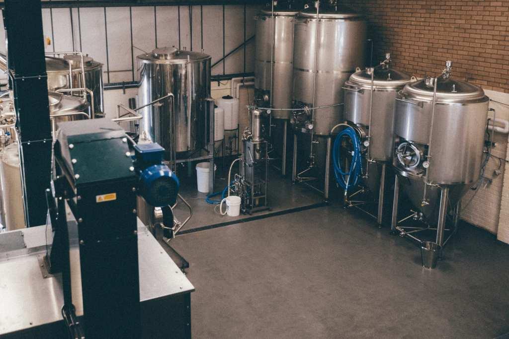 Wildhorse brewing - Brewery Flooring - UK Resin - Monarch