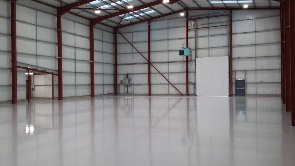 Monarcoat 720 - factory flooring - Monarch resin flooring UK
