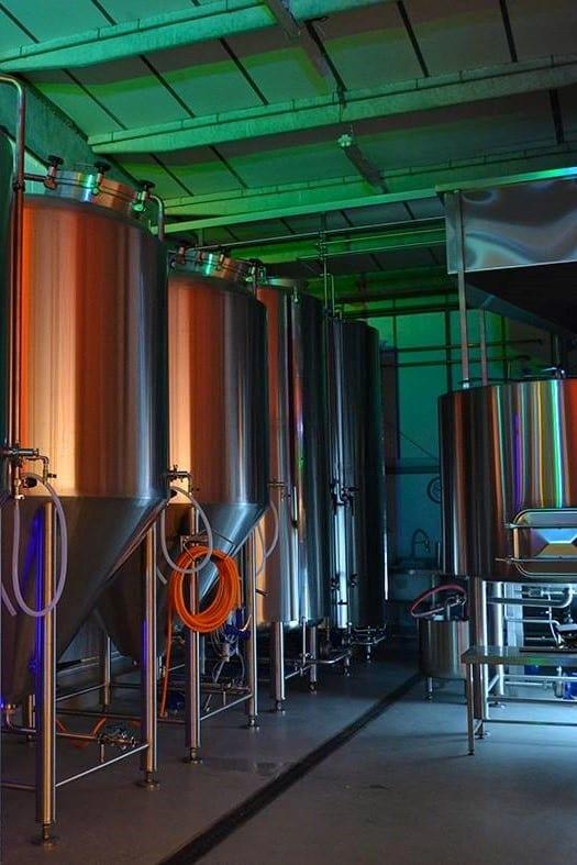 Brewery Flooring