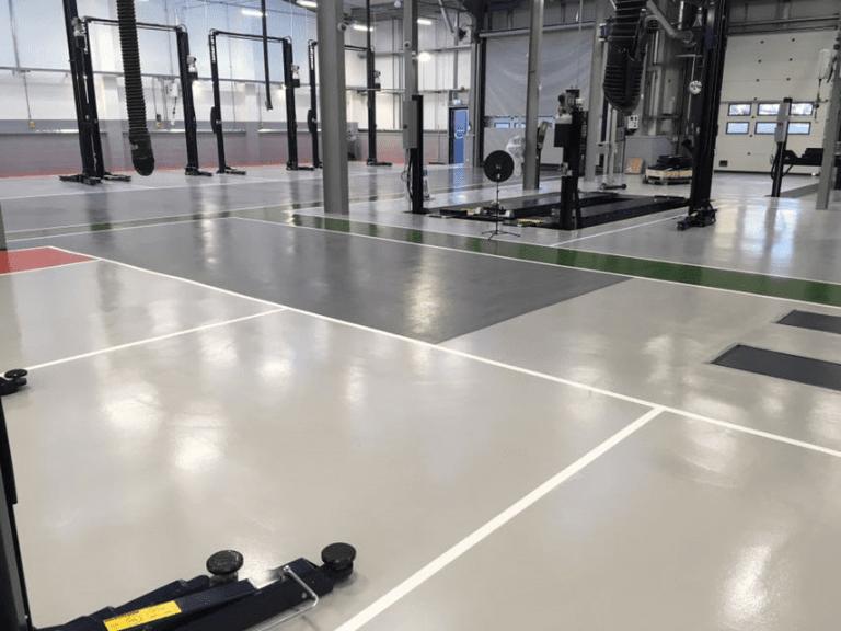 Automotive Flooring