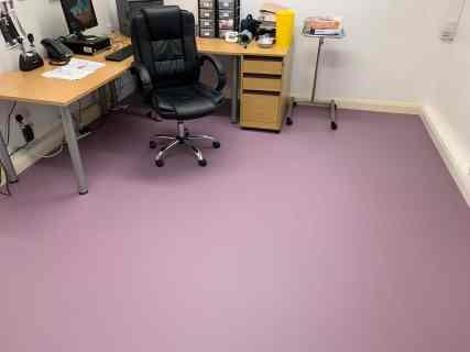 Liquid Lino Flooring