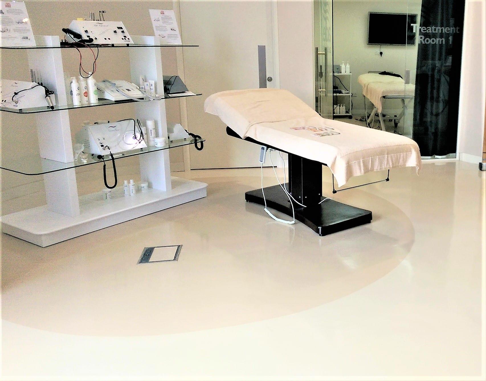 Salon Flooring