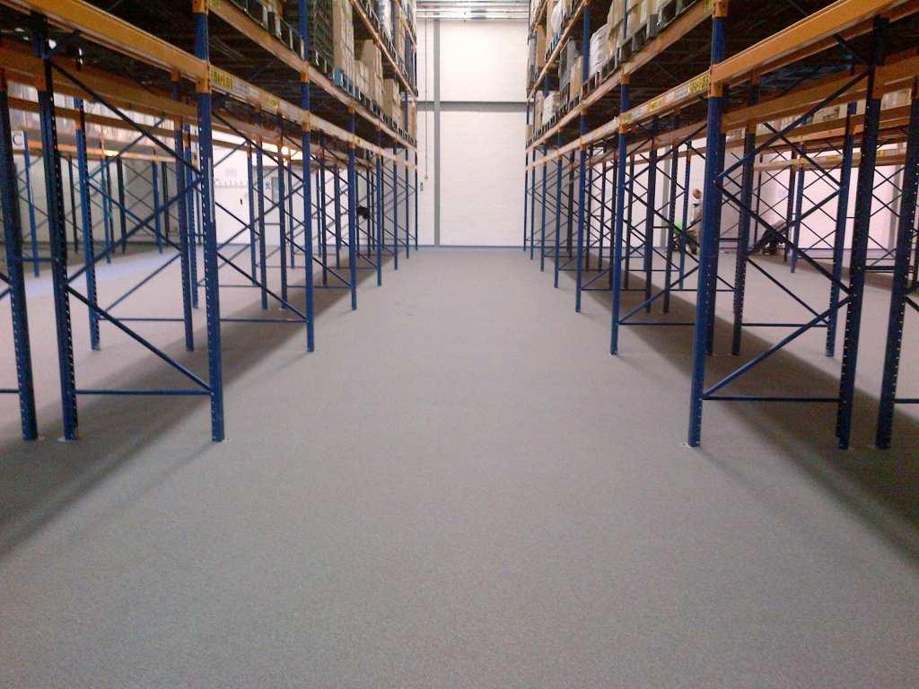Heavy Duty Resin Flooring