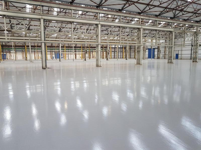 Resin Flooring Leeds