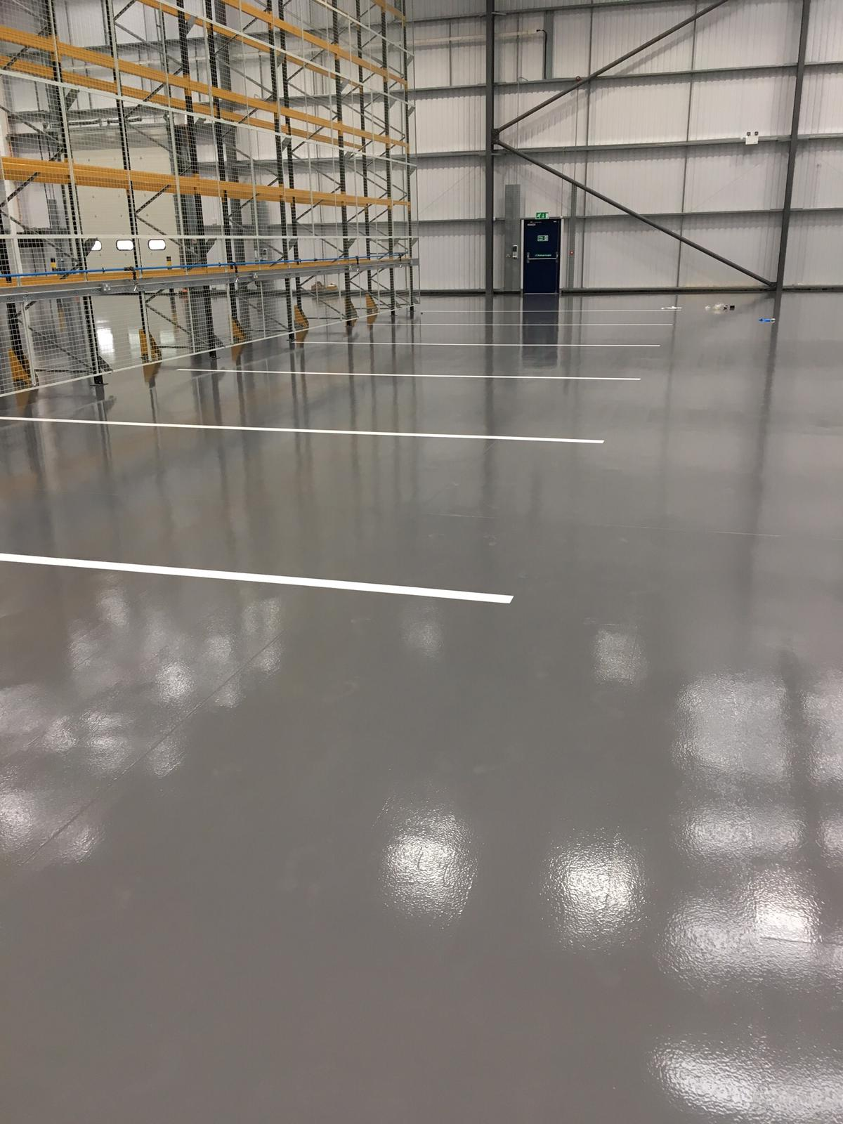 epoxy resin flooring Birmingham