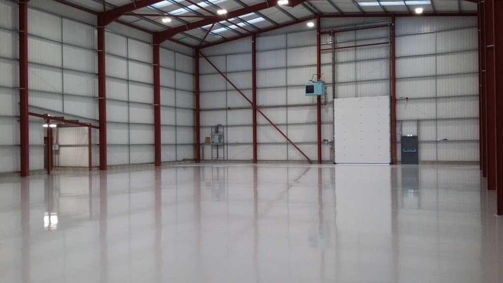 self levelling resin flooring