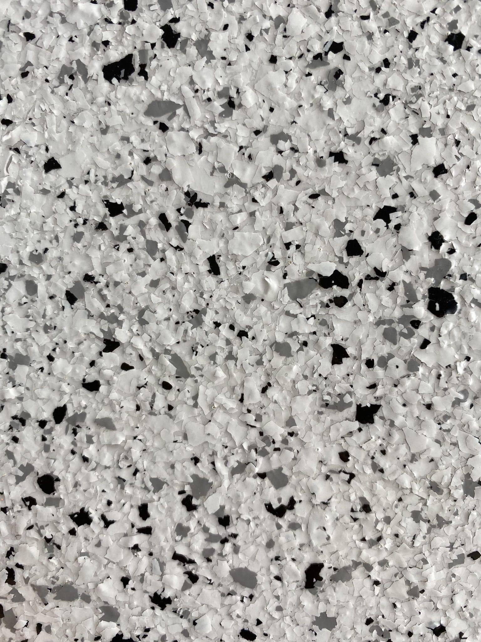 flake finish garage floor resin floor luna
