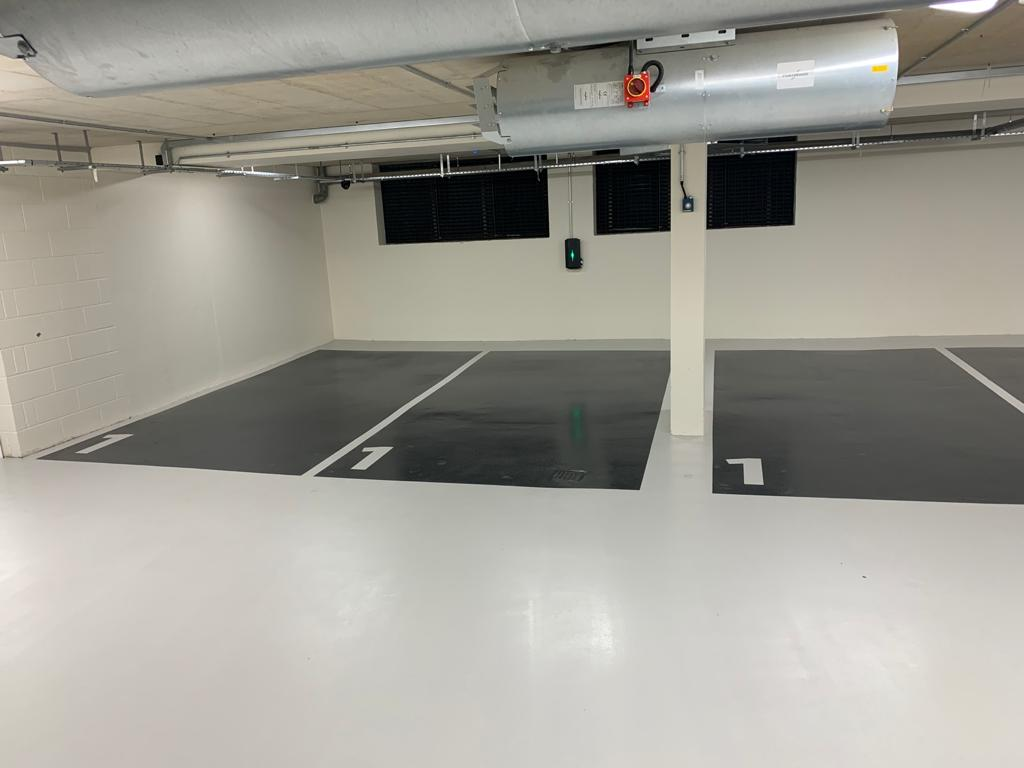 resin car floor paint monarch