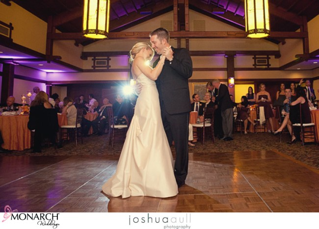 Lodge-at-torrey-pines-first-dance