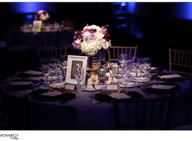 Prado-wedding-lavendar-linen-hydrangea-purple-roses