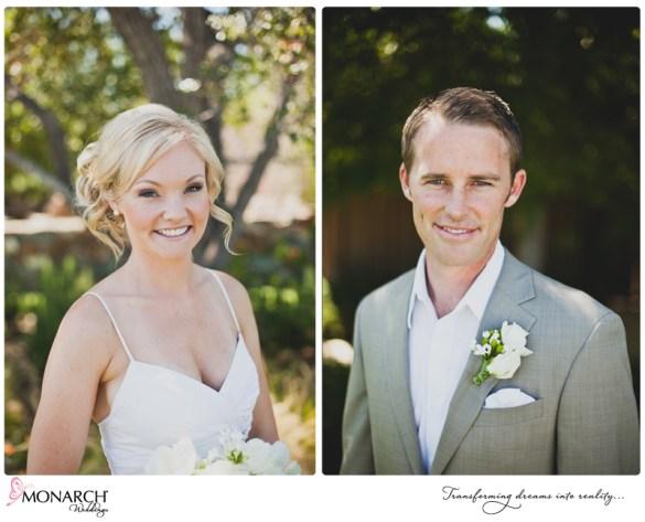 Bride-and-groom-rustic-chic-wedding