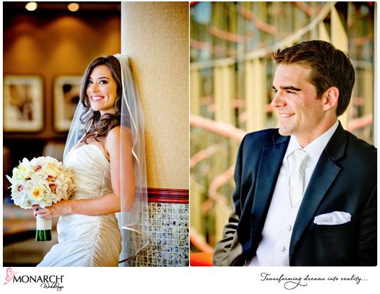 Bride-and-Groom-Prado-Wedding-tropical-bridal-bouquet