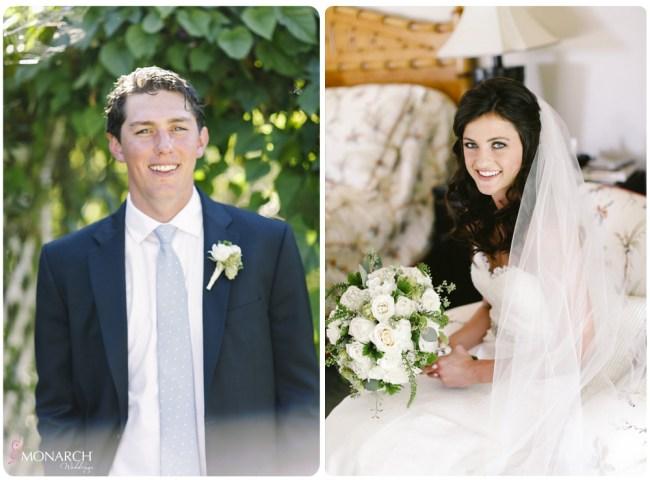 Garden-Chic-Rustic-Wedding-Groom-and-Bride