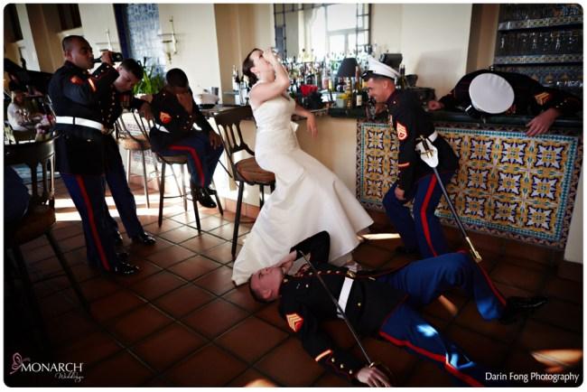Marines-passed-out-bar-photo-la-valencia-wedding-la-sala-lounge