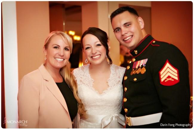 Blush-black-white-wedding-at-La-Valencia-Keli-Christenson-with-Bride-Groom