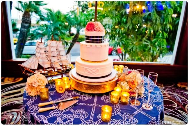 Nautical-wedding-cake-flour-power-Nautical-theme-wedding-hotel-del-coronado