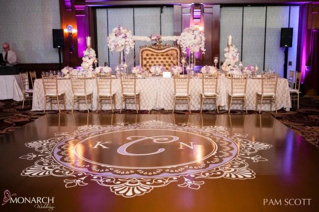 hotel-del-wedding-custom-dancefloor-lace-linen-san-diego-wedding-planner