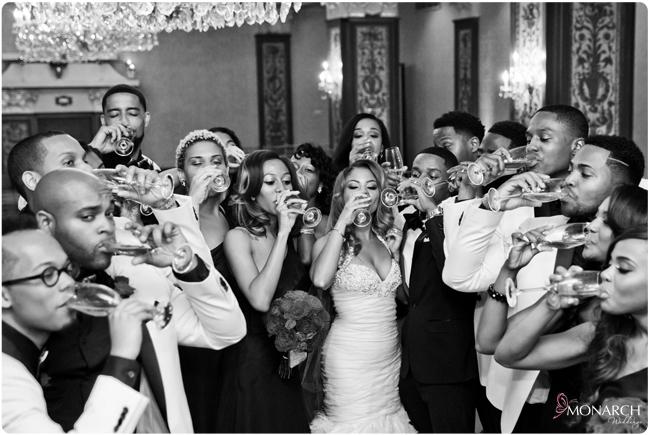 Bridal-party-shots-us-grant-hotel
