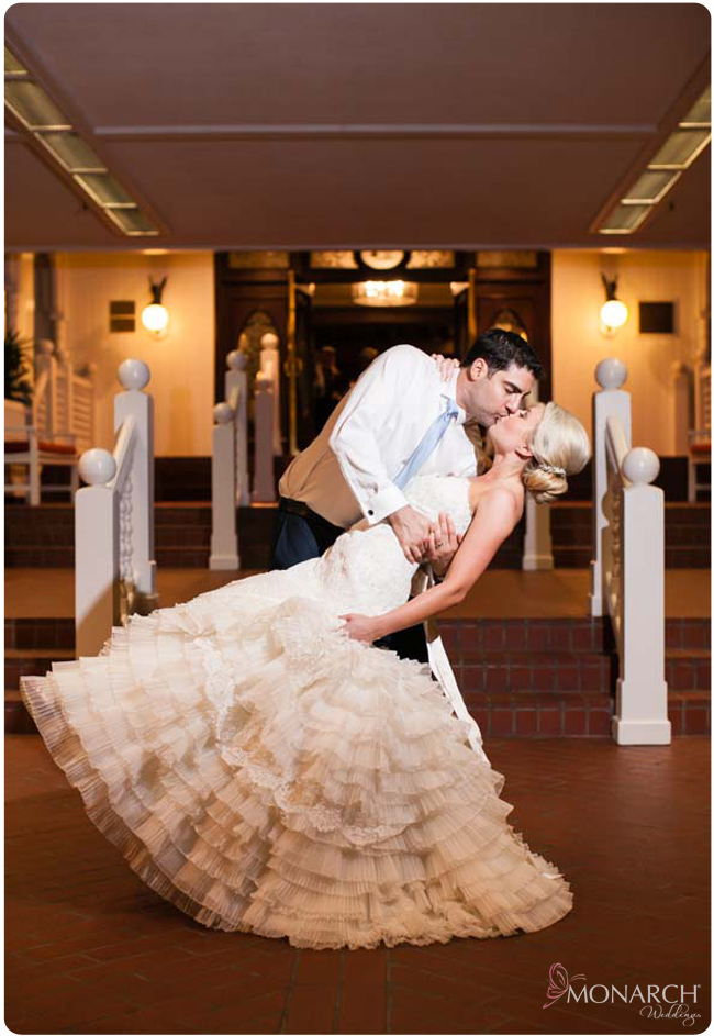 Bride-and-Groom-Kiss-Hotel-Del-Wedding