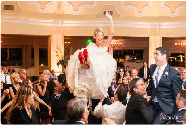 Bride-christian-louboutin-shoes-hotel-del-wedding