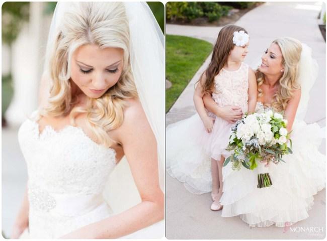 Bride-flowergirl-hotel-del-coronado-wedding