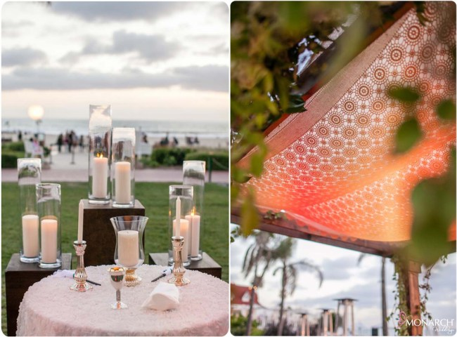 Chuppah-crochet-top-unity-candle-hotel-del-wedding