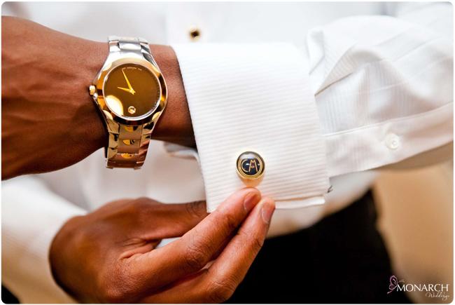 Movado-watch-custom-cufflink-us-grant