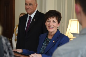 The Governor-General of New Zealand Dame Patsy Reddy