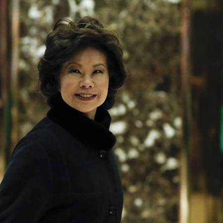 Trump Selects Elaine Chao for Transportation Secretary