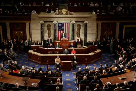 House Passes Stopgap Bill Including $5 Billion in Funding For Border Wall