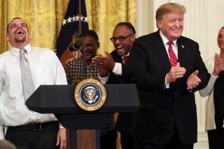 Trump Celebrates Criminal Justice Reform Law; Announces Second Step Act