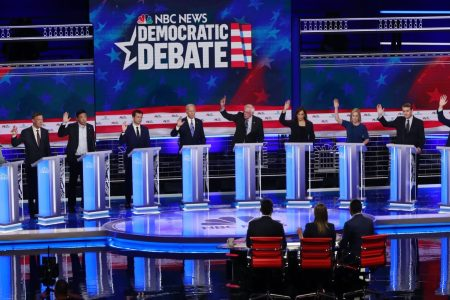 Live Blog: Night Two of First 2020 Democratic Debate
