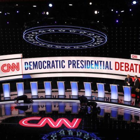Live Blog: CNN Democratic Debate Night 1