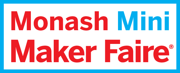 Monash Mini Maker Faire logo