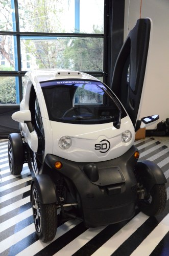 Monash Connected Autonomous Vehicle