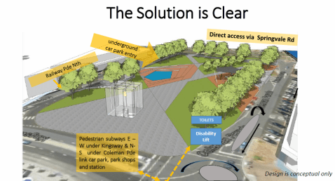 GWCCP People's Park Solution 1