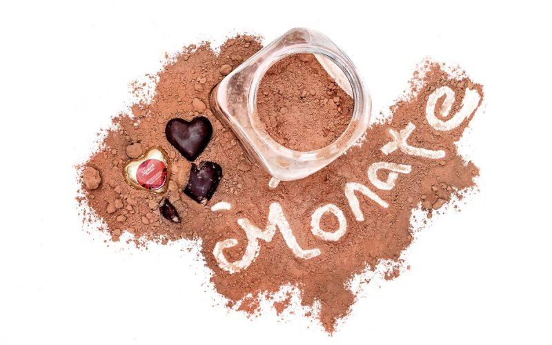 Monate Cocoa Powder love bonbons