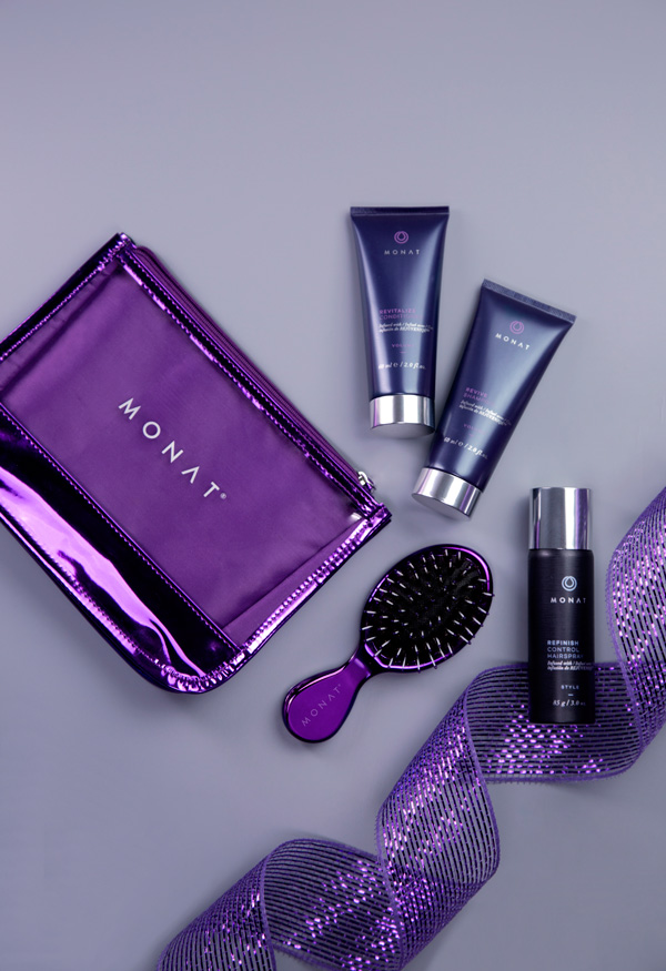 Go Out And Sleigh Gift Set  MONAT GLOBAL