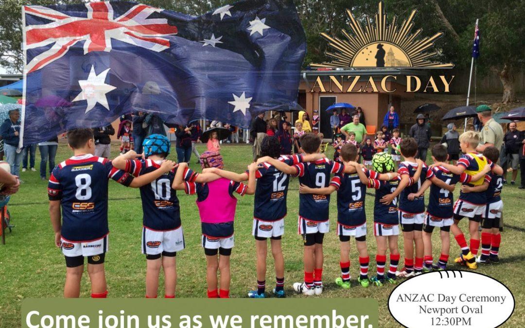 ANZAC Day Ceremony