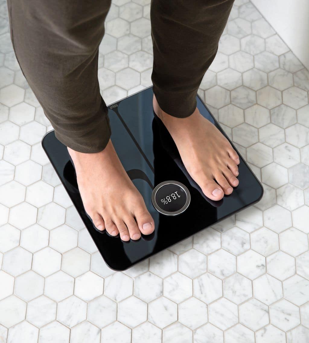 TOP 5 des raisons d'utiliser un pèse-personne connecté