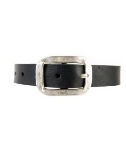 Athison cintura donna di toro nera