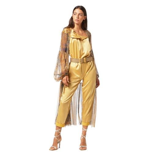 completo donna blusa pantaloni casacca grano jijil 01