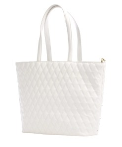 shopper quilted nappa pu trapuntata borchie bianca versace jeans couture 03