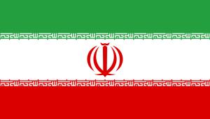 Drapeau Iran monblabladefille.com
